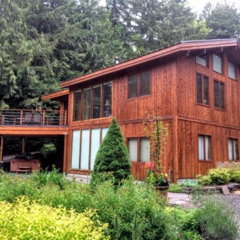 Cedar Siding Restoration Oregon